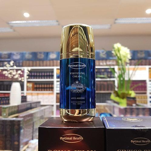 Optimal Health Skin Whitening Cream (Bottle) GMP AUSTRALIA Beauty