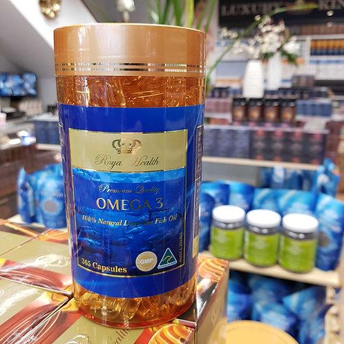 Royal Health Deep Sea Omega 3 Fish Oil Clean GMP TGA HEALTH AUSTRALIA