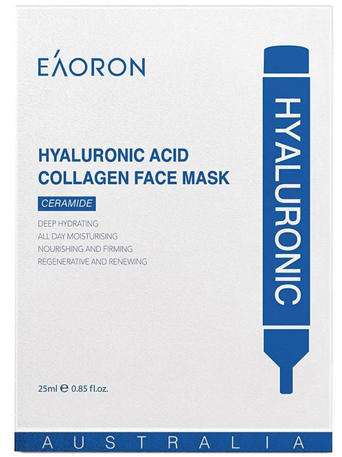 Eaoron Hyaluronic Acid Collagen Face Mask 25ml x 5