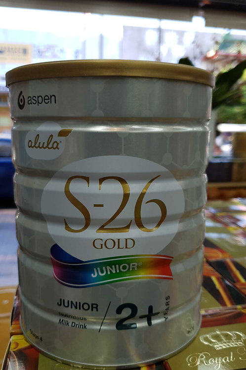 S26 GOLD JUNIOR Alula 900g from 2 years