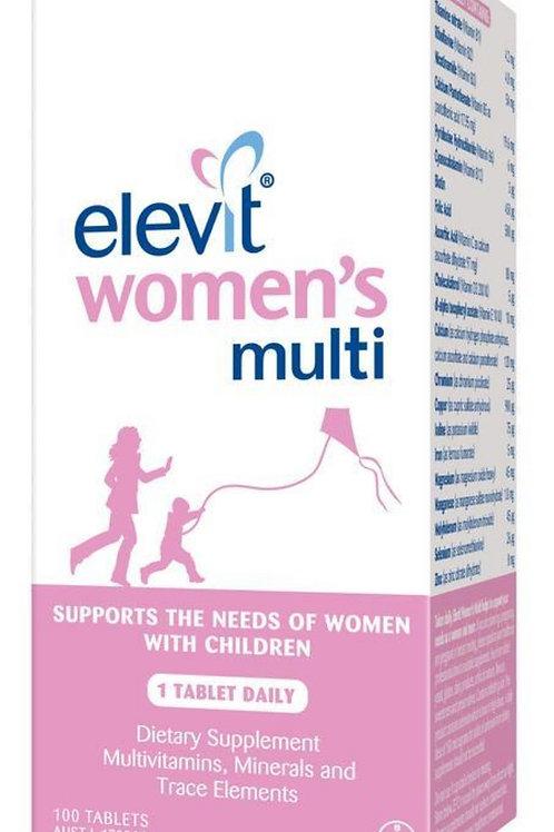 Elevit Women's Multi 100 Tablets