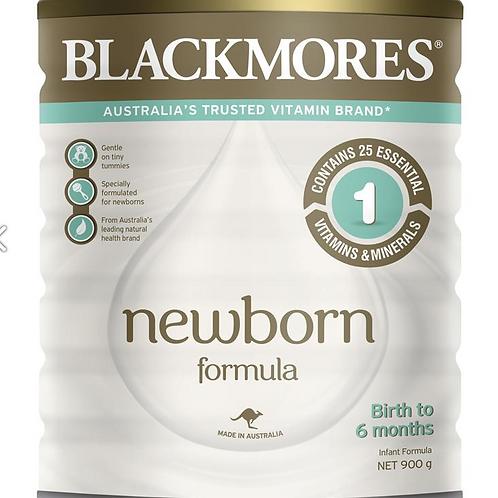Blackmores Newborn Formula 900g (Stage 1) Step 1