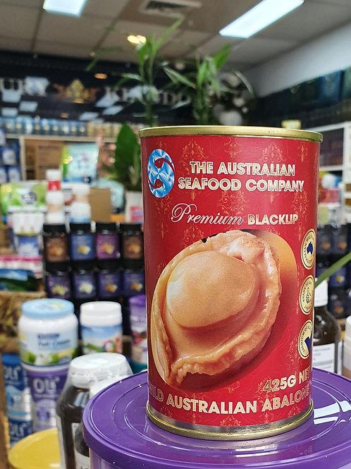 Premium Wild Australian Abalone 425g 1 large/can