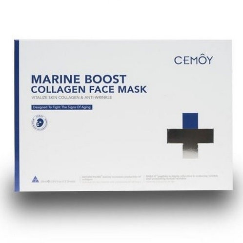 CEMOY Marine Boost Collagen Face Mask 28nl x 5