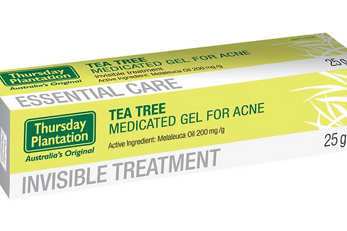 Thursday Plantation Tea Tree Medicated Gel Acne 25