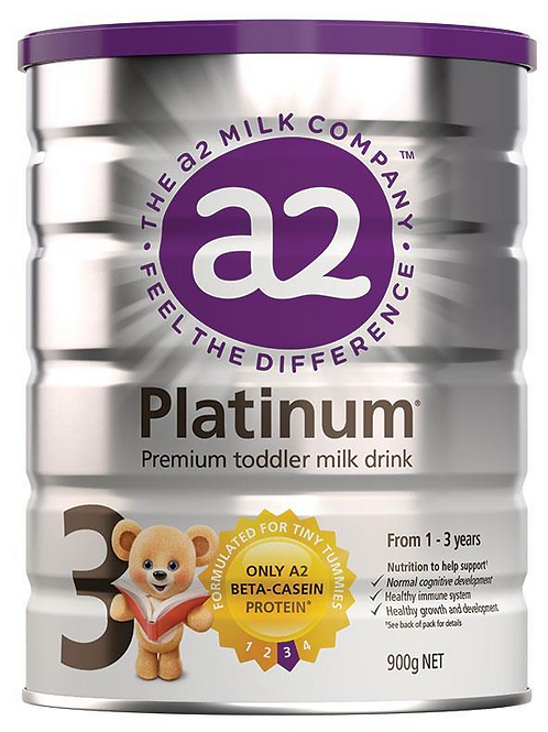 A2 Platinum Premium Toddler Stage 3 900g