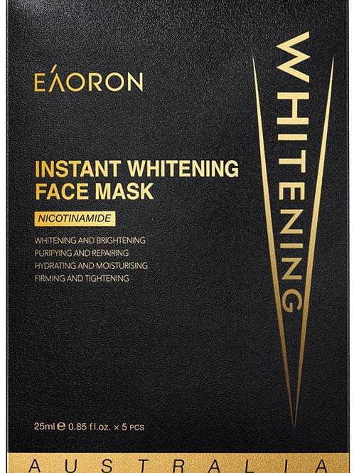 Eaoron Instant Whitening Face Mask 25ml x 5