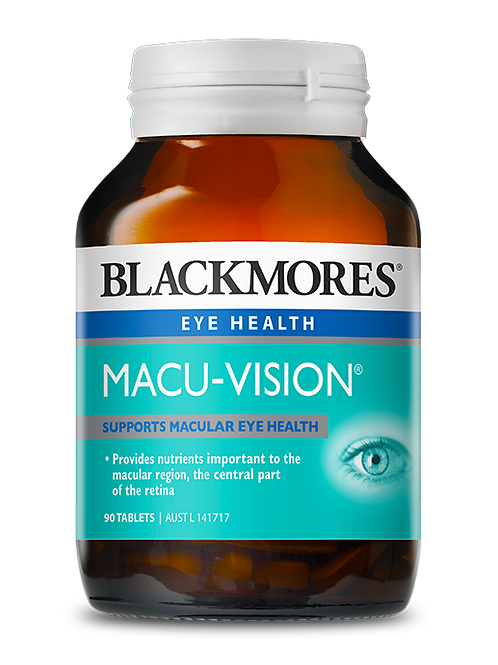 Blackmores Macu Vision 150 Tablet