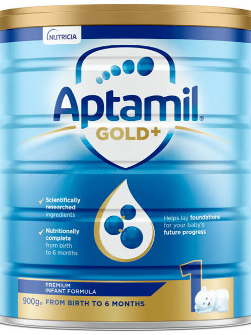 Nutricia Aptamil Gold+ Stage 1 Pronutra