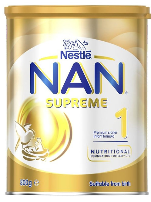 Nan Supreme Step 1 Infant Formula Stage 1
