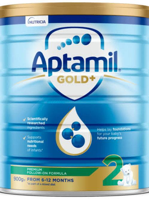 Nutricia Aptamil Gold+ Stage 2  Pronutra