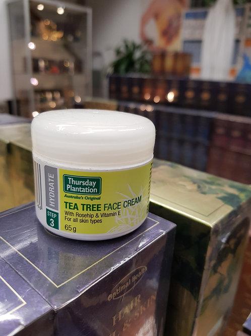 Thursday Plantation Tea Tree Face Cream 65g Step 3