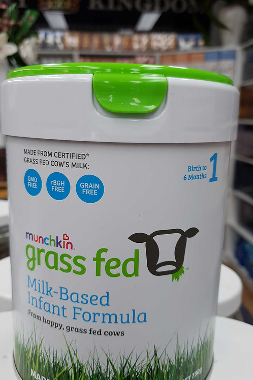Munchkin Grass Fed Infant Formula Powder Stage 1
