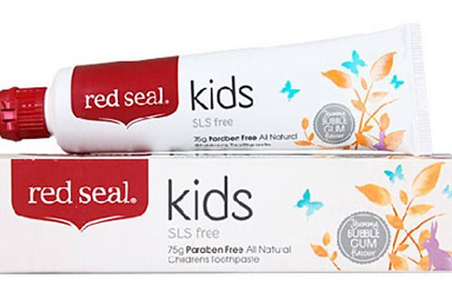 Red Seal Kids Toothpaste Sodium Lauryl Sulphate Free