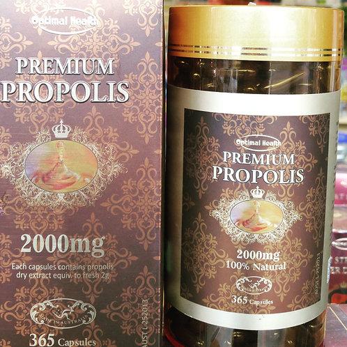 Optimal Health Propolis 2000mg TGA GMP HEALTH AUSTRALIA
