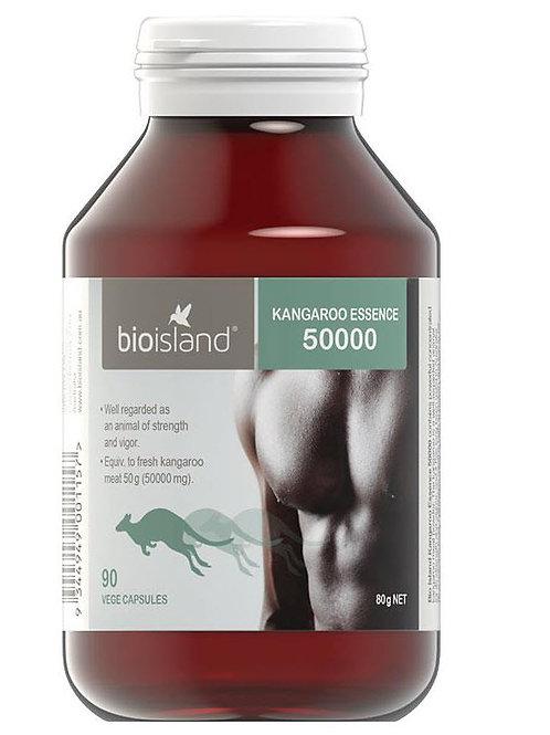 Bio Island Kangaroo Essence 50000 90 Vege Capsules