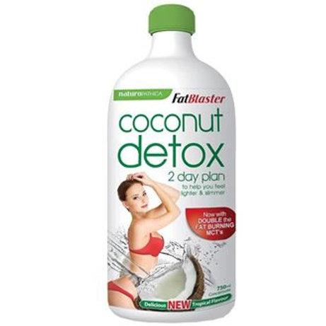 Naturopathica Fatblaster Coconut Detox 750ml