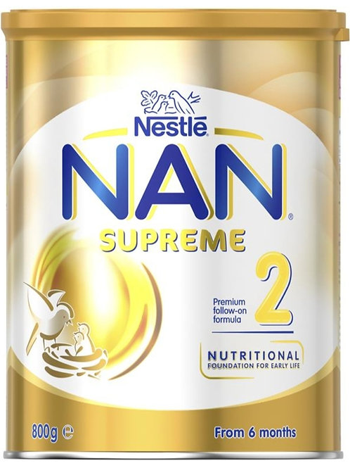 Nan Supreme Step 2 Follow On Formula Stage 2