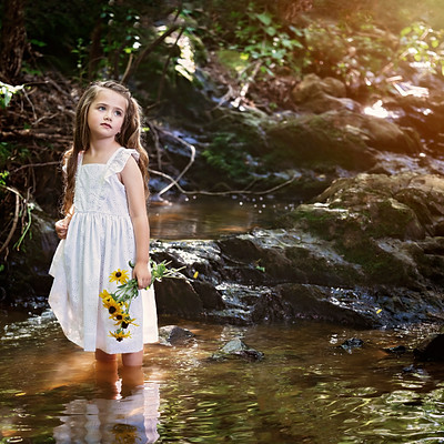 At The Creek Bed