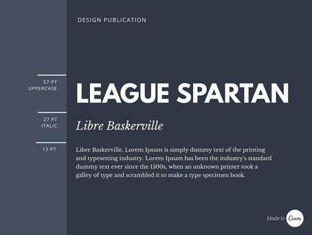 Combina las tipografías ideales con estas herramientas