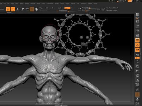Zbrush ¿El mejor software para la escultura digital?