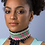 Thumbnail: Bisini Choker Necklace