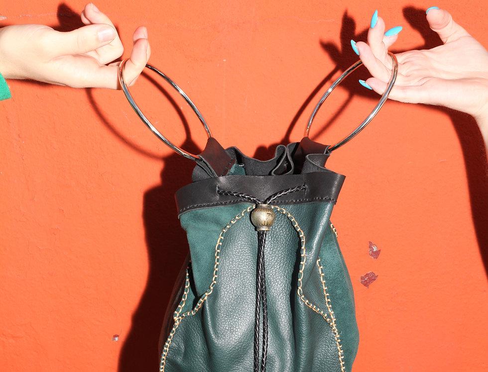Deep Waters Shape Bracelet Bag