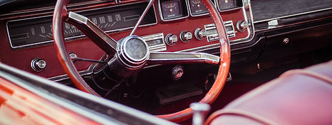 Oldtimer-Dashboard
