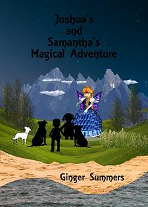Josh and Sam Magic Adv Book 5 x 7 Cover.