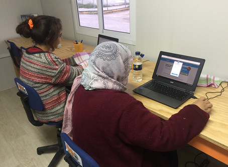 Why we chose to train refugees in Samos, Greece