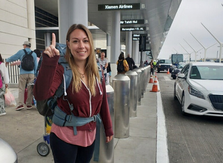 Casey Myers flies to Greece to implement the ODW program for Glocal Roots & Action for Education