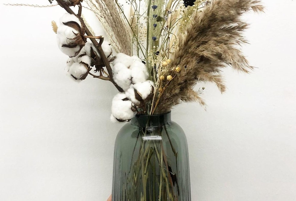 Deep and Dry Bouquet