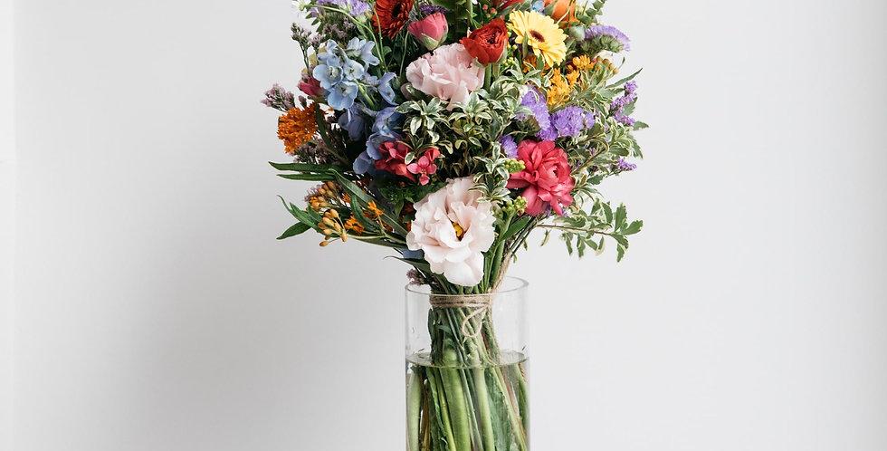 Takashi Murakami - Flowers in heaven
