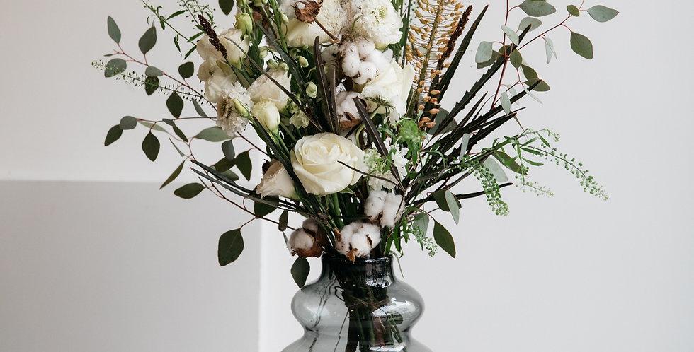 Infinity net- Kusama Bouquet