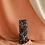 Thumbnail: Black Rafa Terrazzo Vase