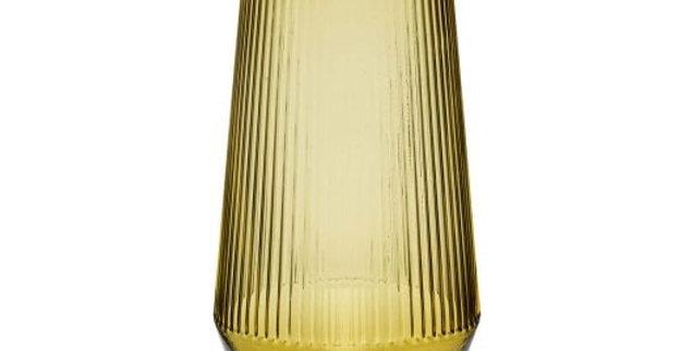 Vase Glass Ambar
