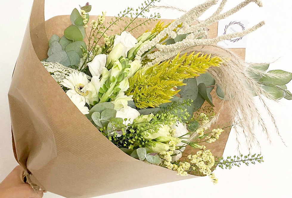 Yellow Tail Bouquet