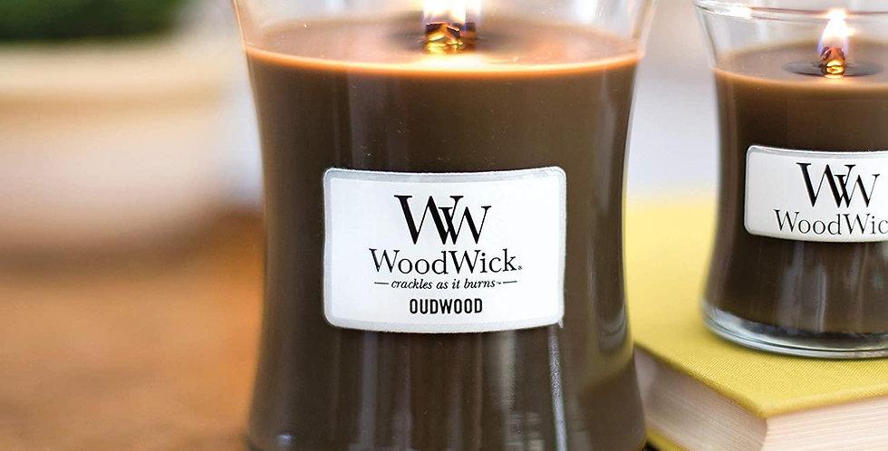 נר WoodWick