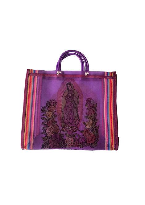 Bolsa Virgen Guadalupe