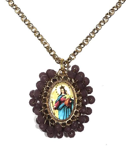 Medalla Maria Auxiliadora