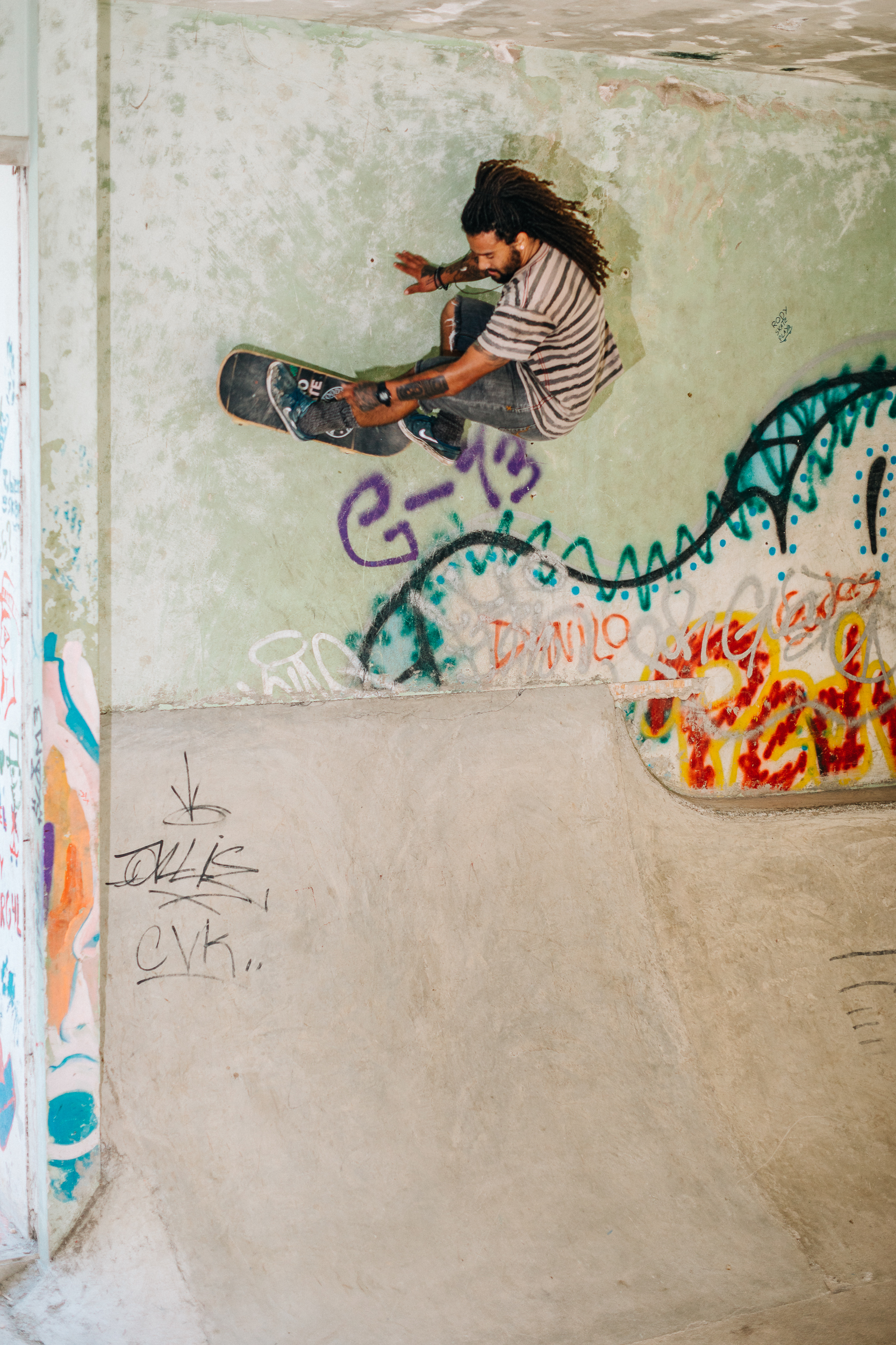 OFF THE WALL in CUBA
