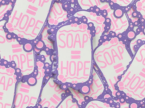 STICKER HOPE