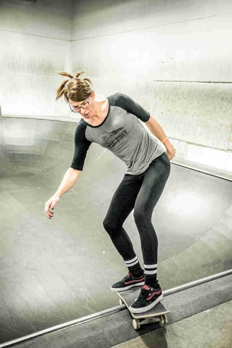 Paige Kramer-Transgender Skateboarder