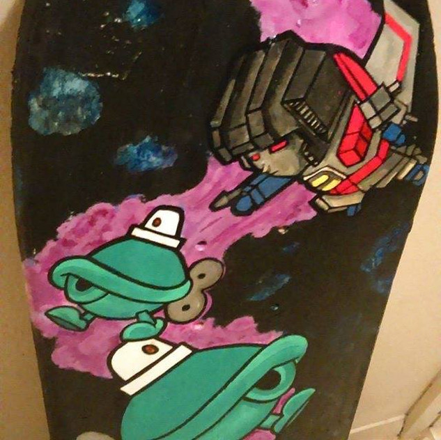 Artist Turtlecaps