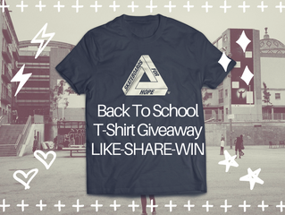 LIKE-SHARE-WIN A TSHIRT!