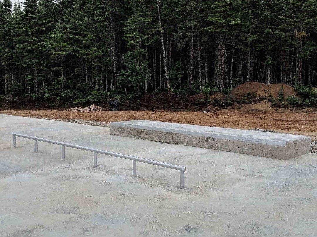 École Pakua-Shipu- Papillon Skateparks