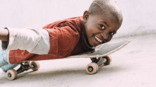 Angola Skateboarding Union:The Concrete Dream