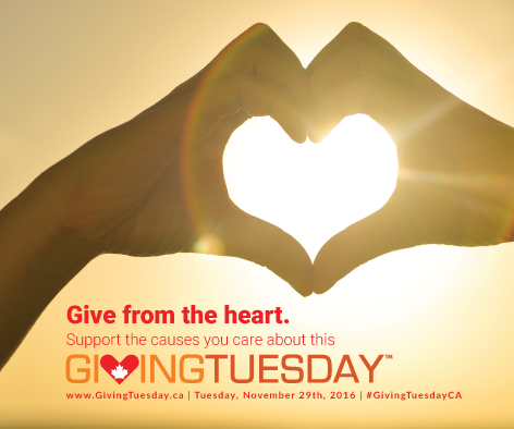CLICK TO SEE OUR GIVINGTUESDAY.CA PAGE