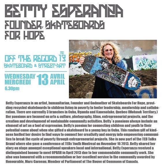 FRESH PAINT- OFF THE RECORD BETTY FEAURE SFH APRIL 13 2016