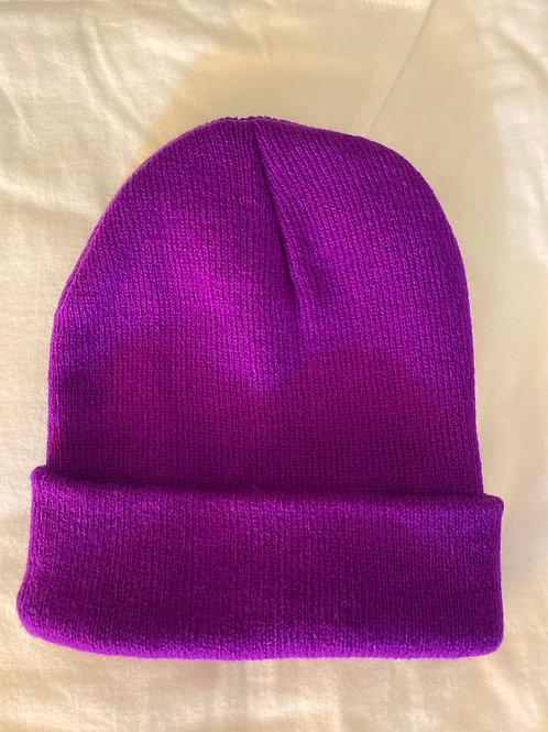 Purple Rain Beanie